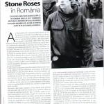 The Stone Roses în România - The ONE