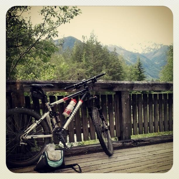Către Gasthof Stuibenfall - un drum de poveste