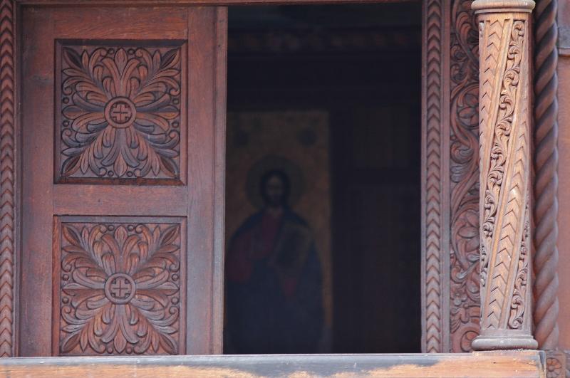 Mânăstirea Brâncoveanu - Sâmbăta de Sus