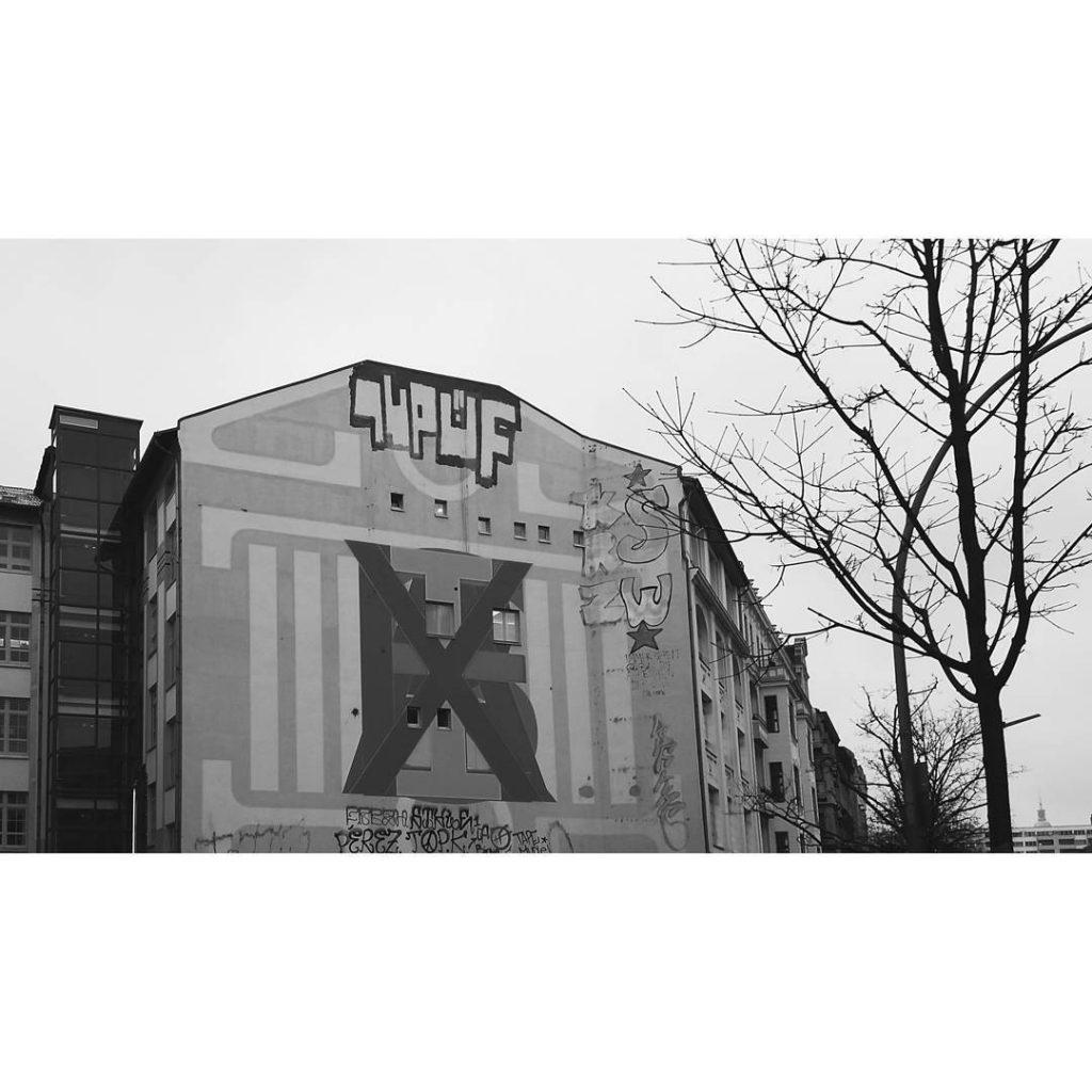 Street art in Berlin 3 blackwhite blackandwhite bw bwlife bnwhellip